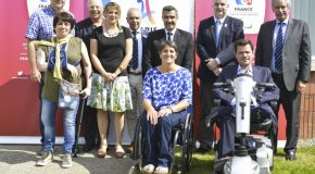 Emmanuelle Assmann reelected as the head of the French Paralympic Committee