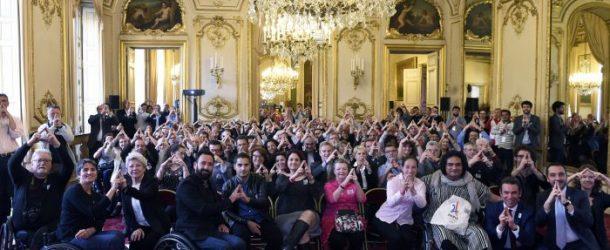 PARIS 2024, pour une société inclusive et solidaire !