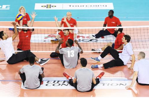 Volley Assis, axe de développement prioritaire pour la Fédération Française de Volley !