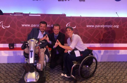 Elections IPC : Andrew Parsons succède à la légende Phil Craven !