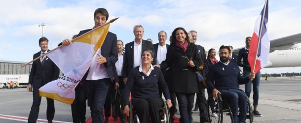 Paris 2024 : Committed to change