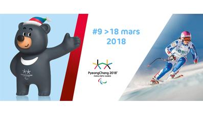 Les premiers sélectionnés pour les Jeux Paralympiques de PyeongChang connus !