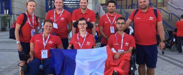 Boccia :  La France aux Championnats d'Europe BiSFed