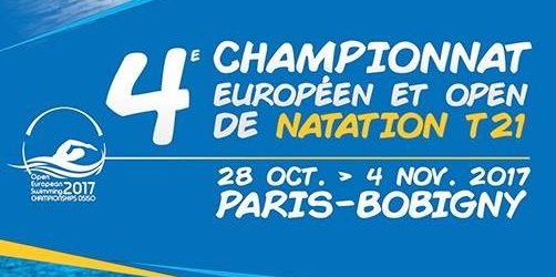 Sport Adapté : La France accueille le Championnat d'Europe Open de natation DSISO 2017