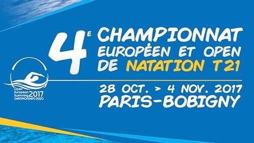 Sport Adapté : La France accueille le Championnat d'Europe Open de natation DSISO 2017