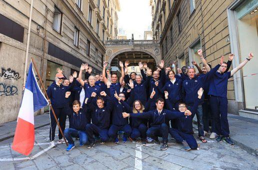 La France de retour des European Para Youth Games