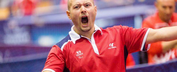 Championnats d'Europe ITTF : 12 médailles pour le clan tricolore