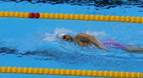 David Smetanine, new member of World Para Swimming Athletes' Advisory Group