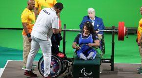 Portrait du mois : Rencontre avec la para haltérophile Souhad Ghazouani !