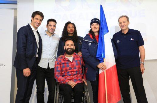 J-100 avant PyeongChang 2018 : l'Équipe de France Paralympique emmenée par Marie Bochet !