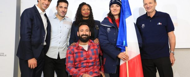 D-100 before PyeongChang 2018: the Paralympic French team led by Marie Bochet !