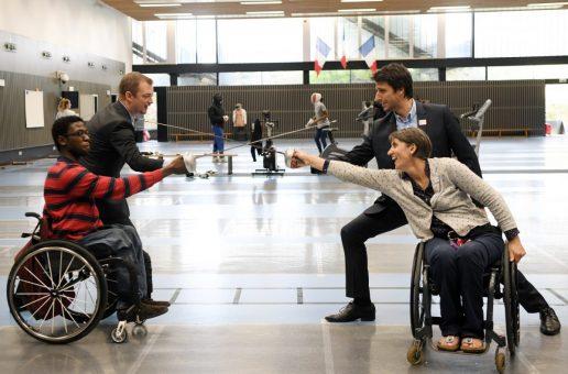 Faire des 1ers Jeux Paralympiques d'été en France un moteur de changements