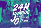 Le 23 juin, Paris en mode JO
