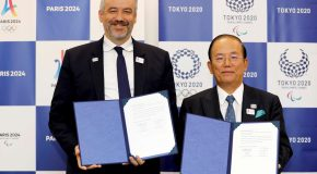 Paris 2024 and Tokyo 2020 sign co-operation agreement