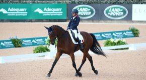 Le para-dressage aux mondiaux d'équitation à Tryon