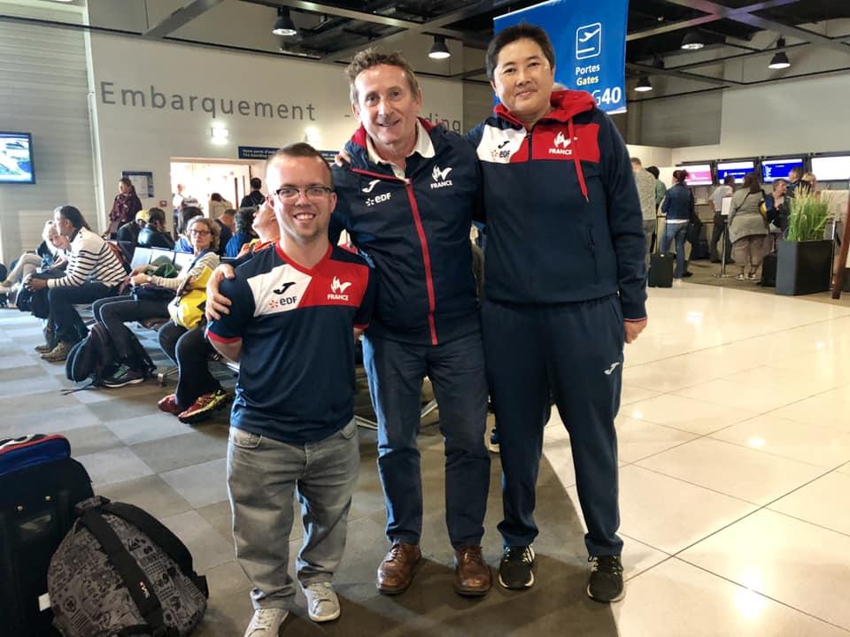 Debut Des Championnats Du Monde De Para Tennis De Table Comite