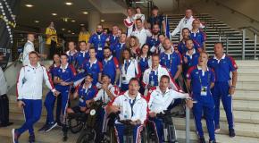 Invictus Games 2018 : 33 médailles pour le clan tricolore