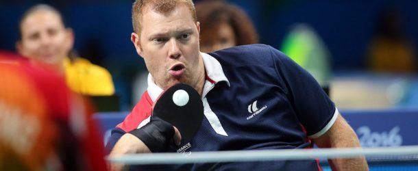 Début des Championnats du Monde de Para Tennis de Table