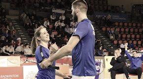Championnats d'Europe Para badminton,  16 médailles pour le clan français
