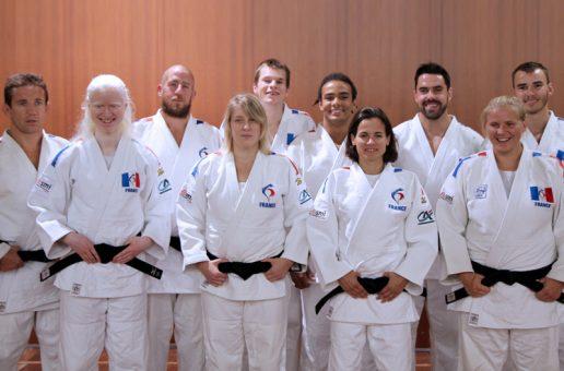 Championnats du Monde – para judo
