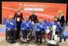 Championnats d'Europe de para tir sportif : à chaque jour sa médaille