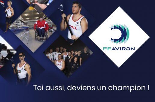 La FF Aviron à la recherche de ses futurs talents !