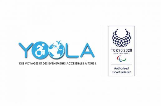 Yoola désignée agence de billetterie officielle pour les Jeux Paralympiques de Tokyo 2020