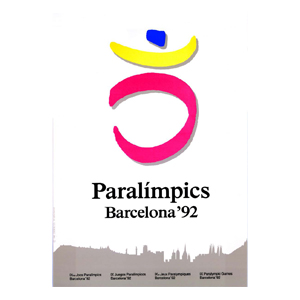 Comité Sportif et Paralympique Français - Barcelone 1992