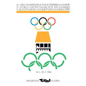 Comité Sportif et Paralympique Français - Logo - Jeux Paralympique